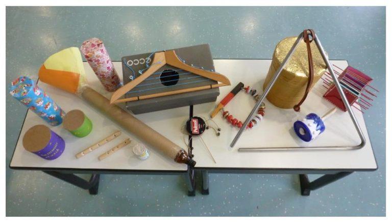 02Recycling_Instrumente