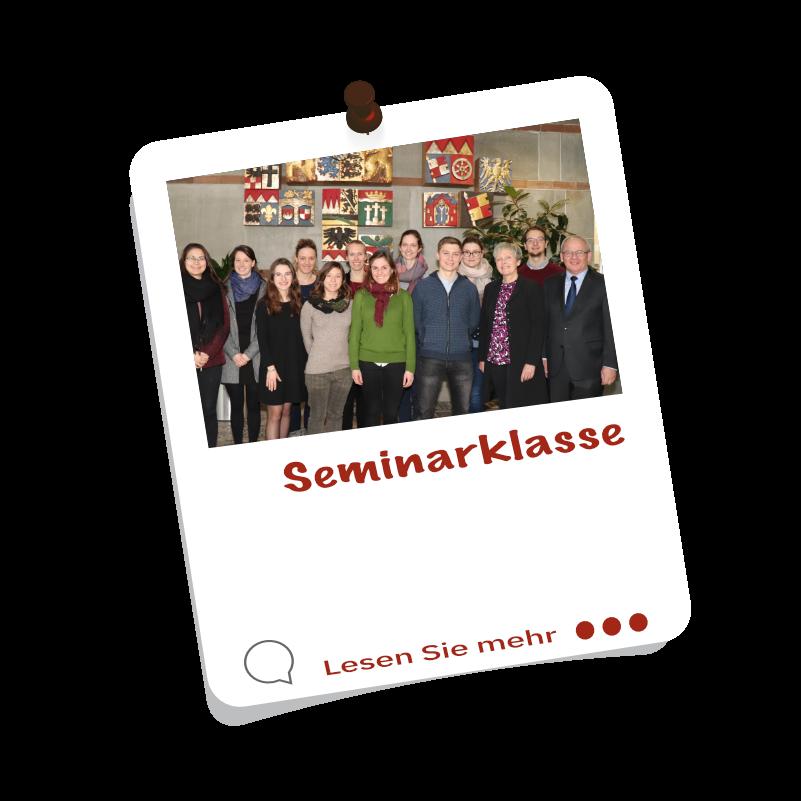 Seminarklasse